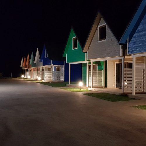 domki nad morzem, drewniane, Gąski, Sarbinowo, Mielno, Łazy, Chłopy, Ustronie Morskie, Kołobrzeg, domki nad morzem, blisko morza